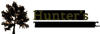 Hunter's Tree Service, Inc Logo
